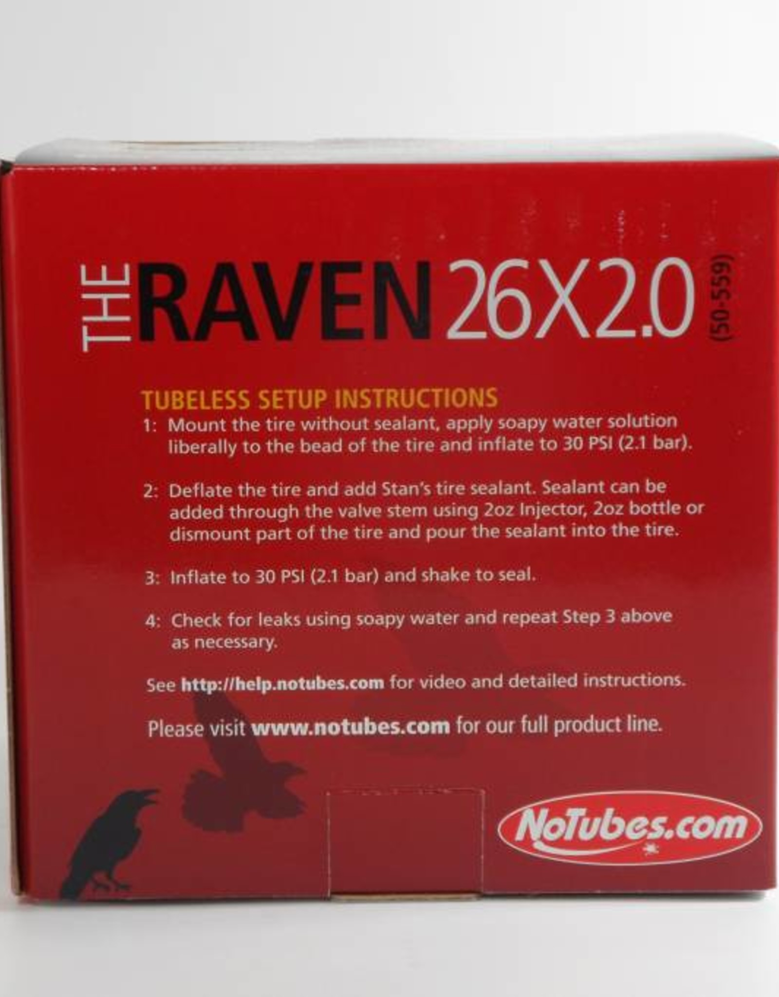 Stan's No Tubes Stan's The Raven 26 X 2.0 Tire