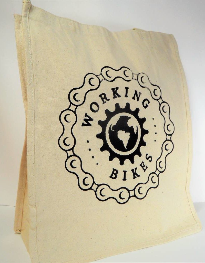 Working Bikes Canvas Bag