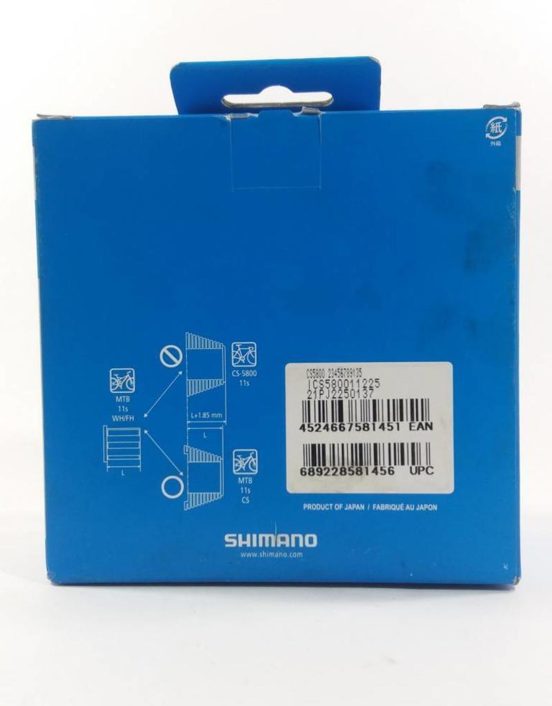 Shimano 105 11 Speed Cassette 12-25T