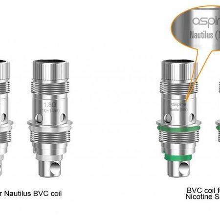 Aspire Nautilus AIO Replacement Coil