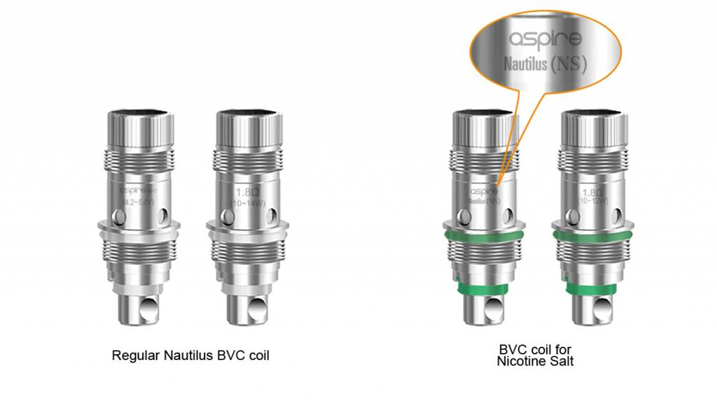 Aspire Nautilus AIO Replacement Coil
