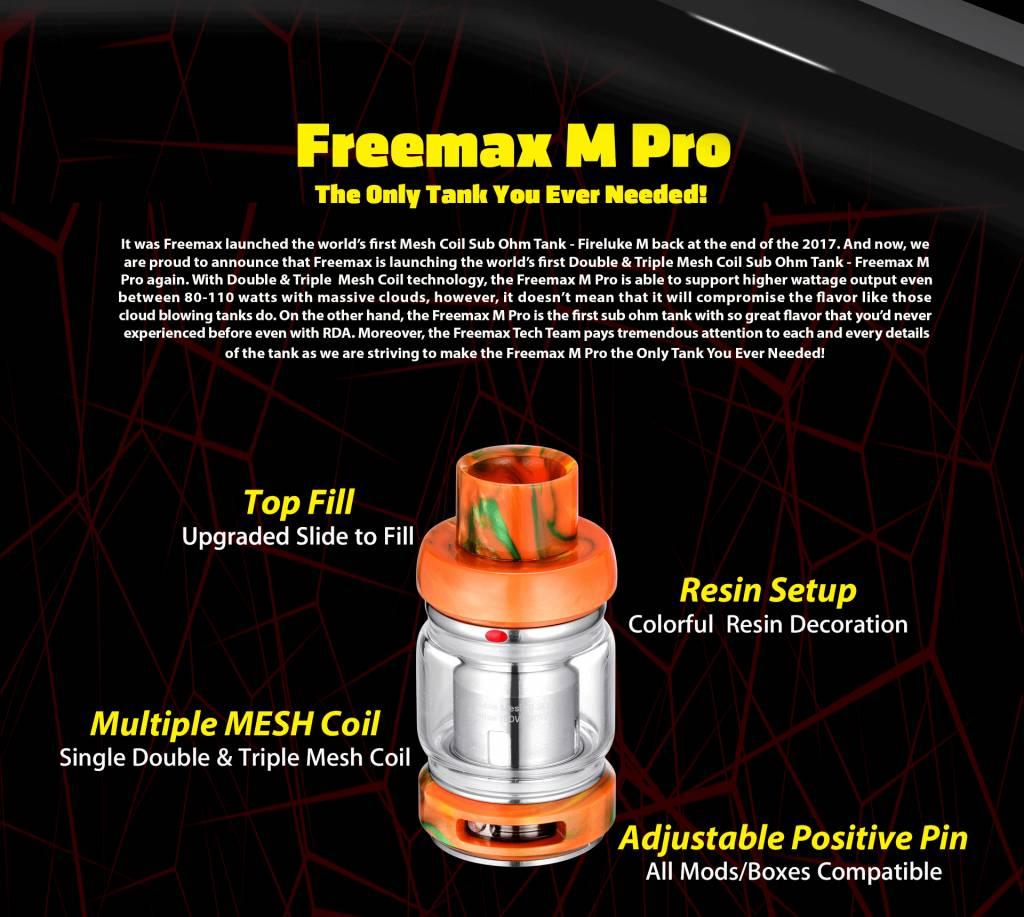 Freemax Mesh Pro