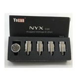 § YoCan Torch REPLACEMENT Quartz Dual Coil 5pk