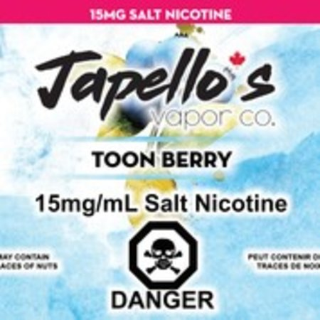 Japello's Toon Berry Salt
