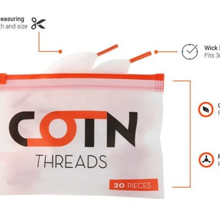 Cotn Threads 1 pack