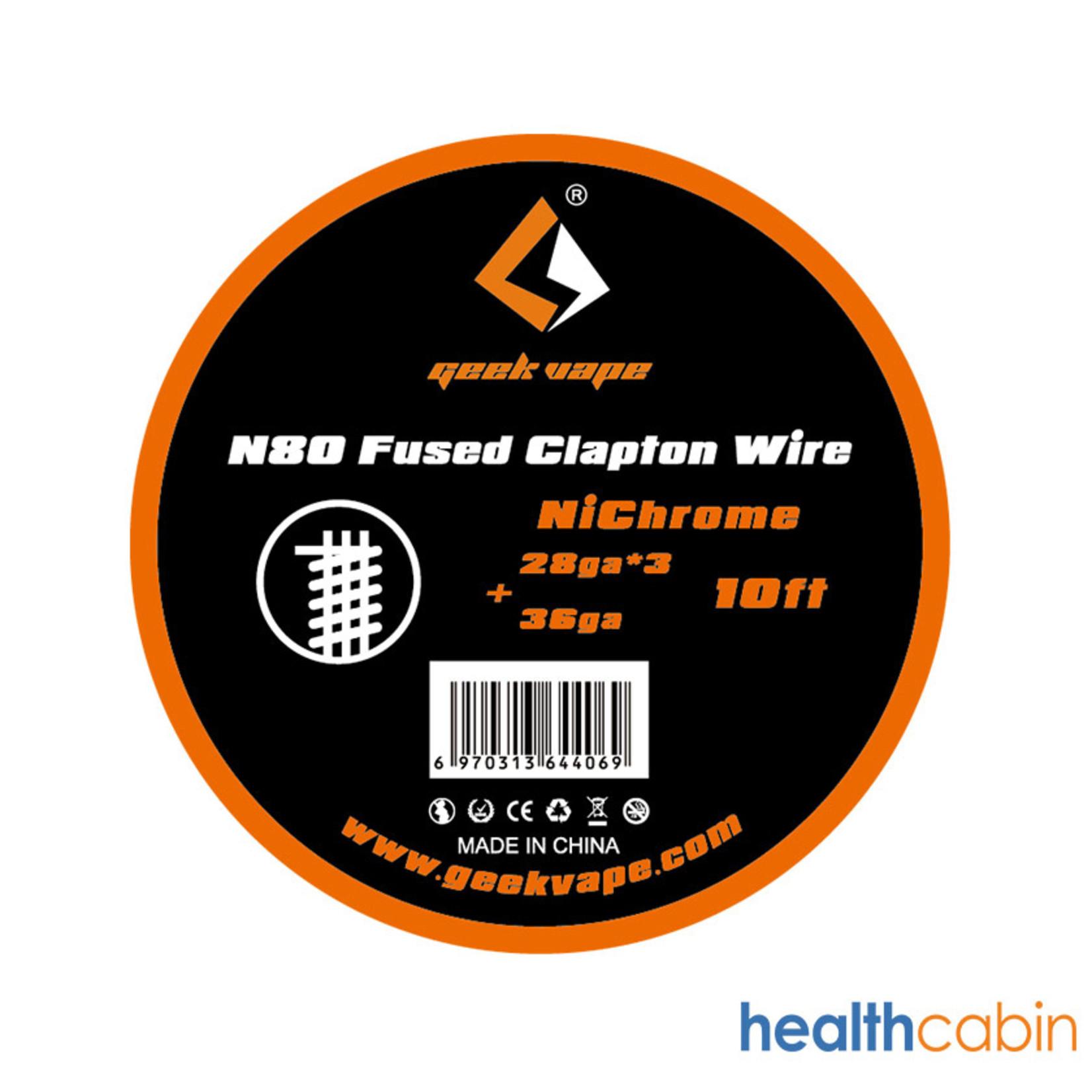 Geek Vape N80 Fused Clapton Wire