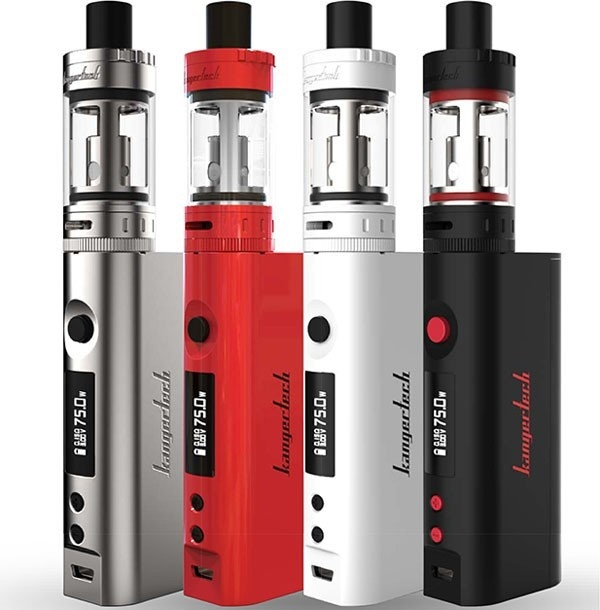 Kanger TOPBOX Mini Starter Kit, White