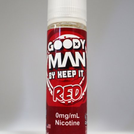 Keep it 100 Goody Man Red