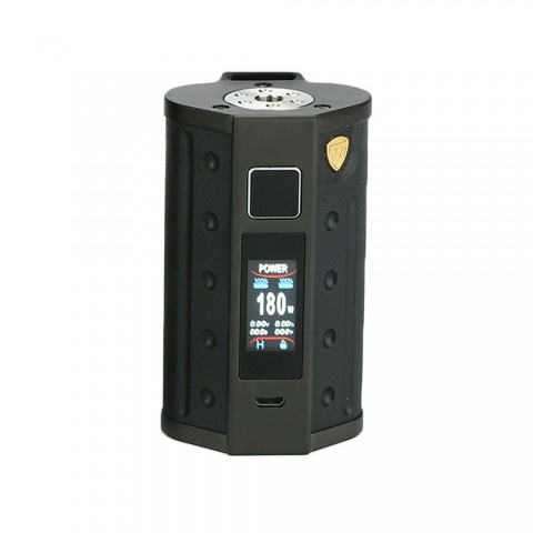 DEJA VU DJV D7 180W Touch Screen TC Box MOD