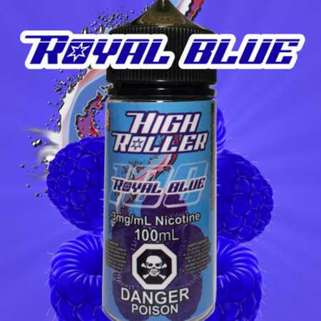 High Roller Royal Blue