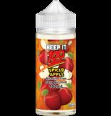 Keep it 100 Spiced Apple