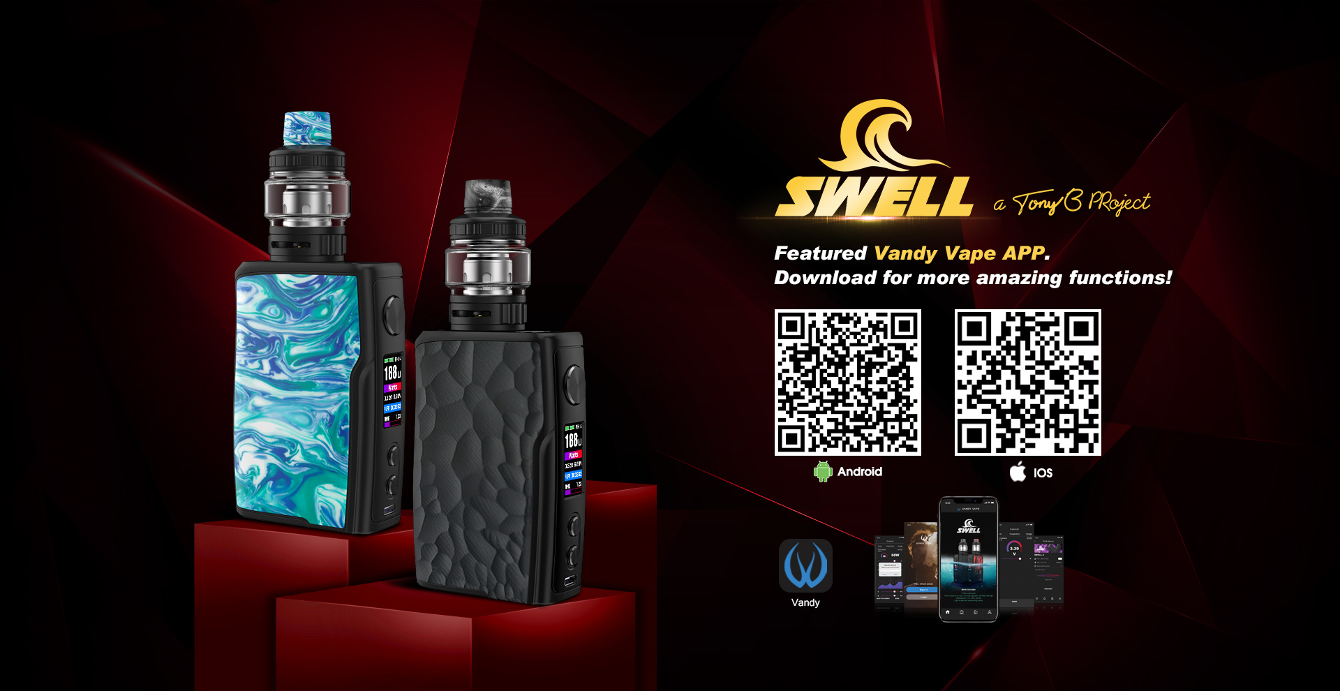 Vandy Vape Swell Kit