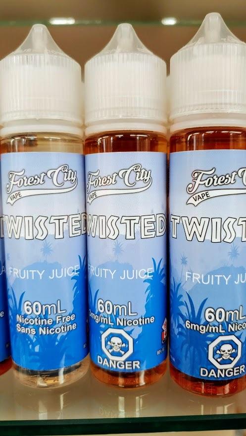 Twisted Fruity Juice