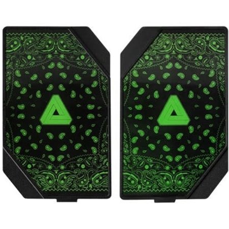 § Limitless Neon Green Bandana Replacement Panel