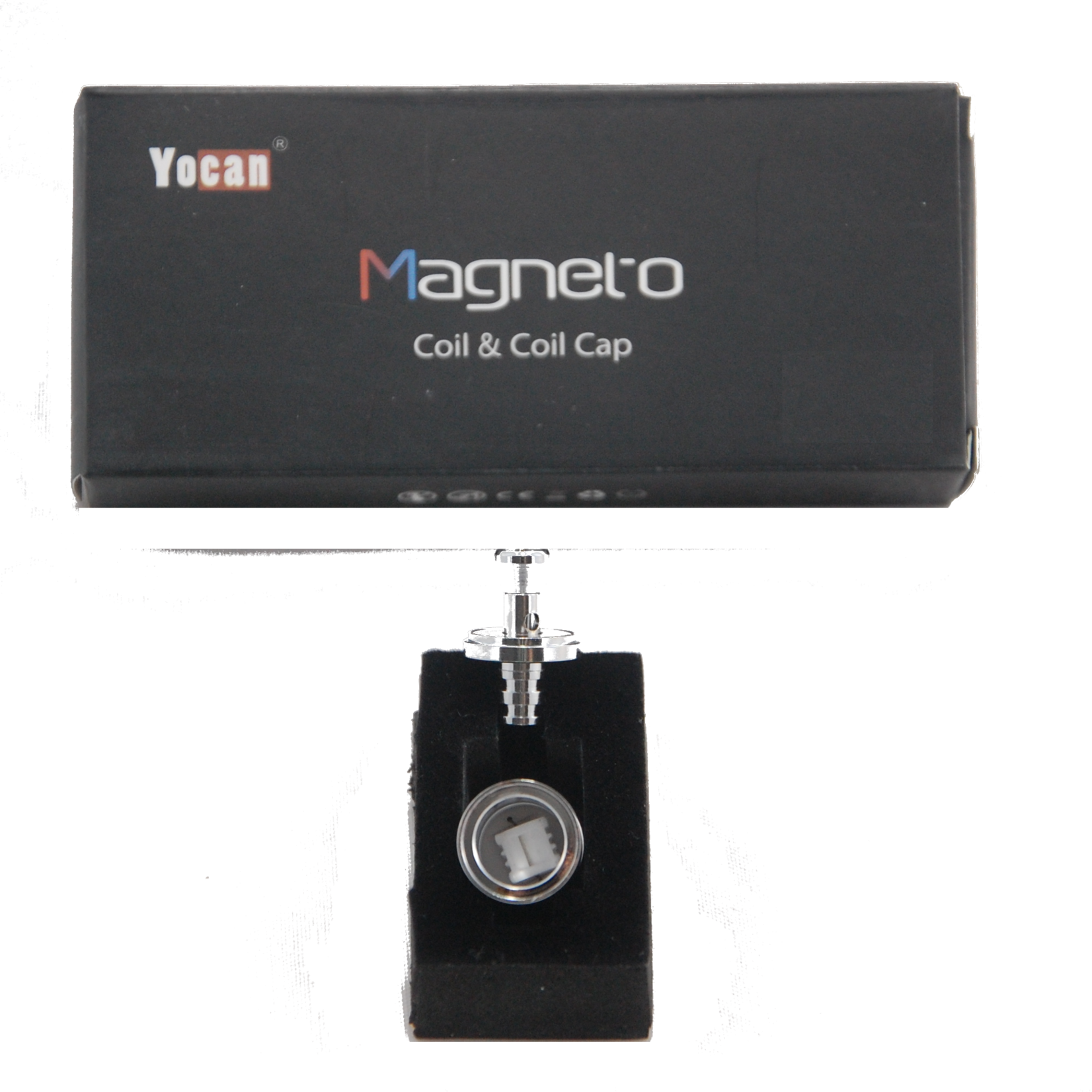Yocan Magneto Coil and Cap