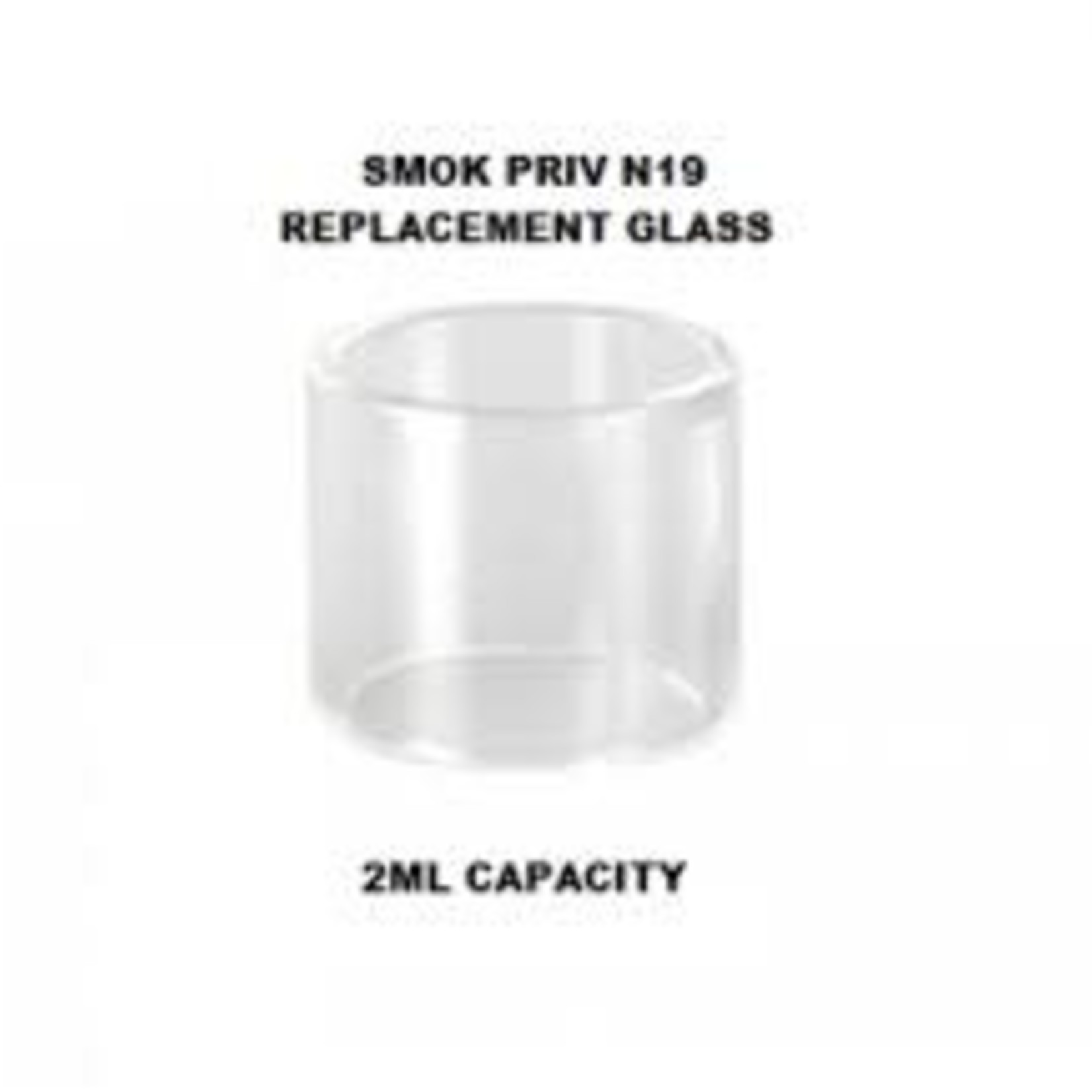 Smok N19 Replacement Glass