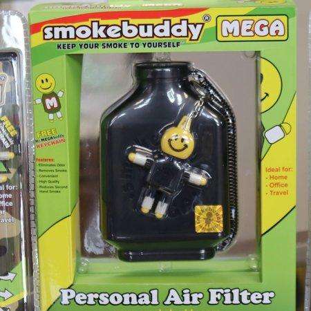 Smoke buddy Personal Air Filter MEGA Size