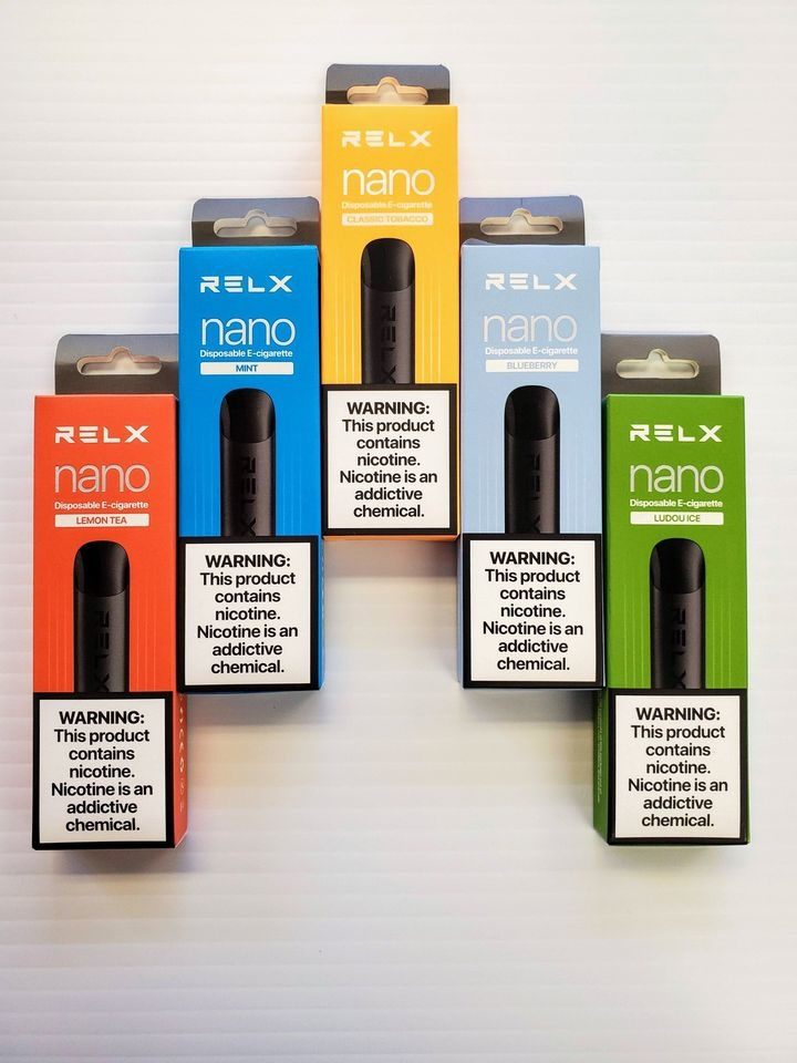 Relx Nano 1 Disposable E Cigarette