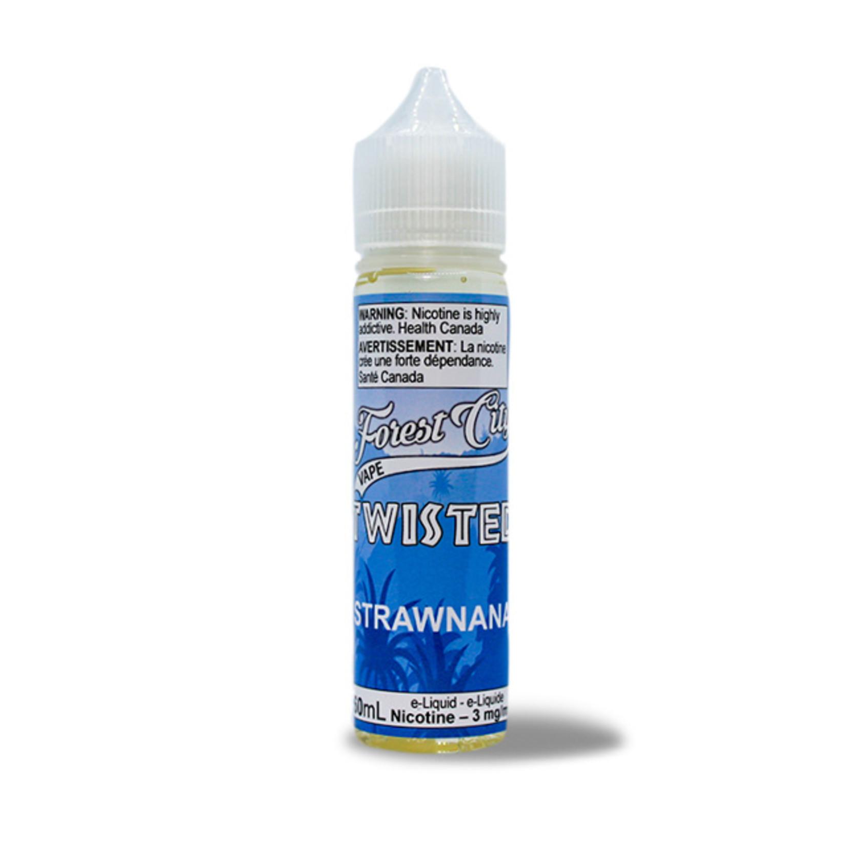 Twisted Strawnana