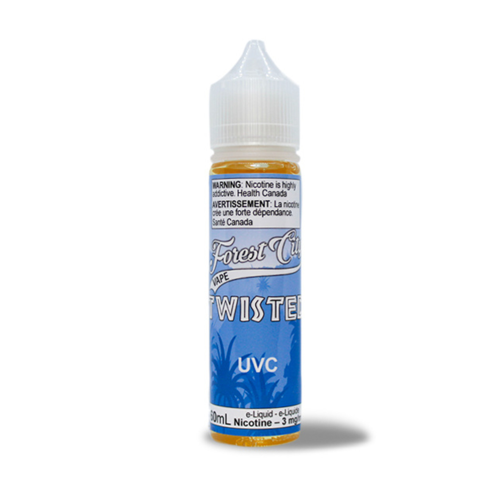 Twisted UVC
