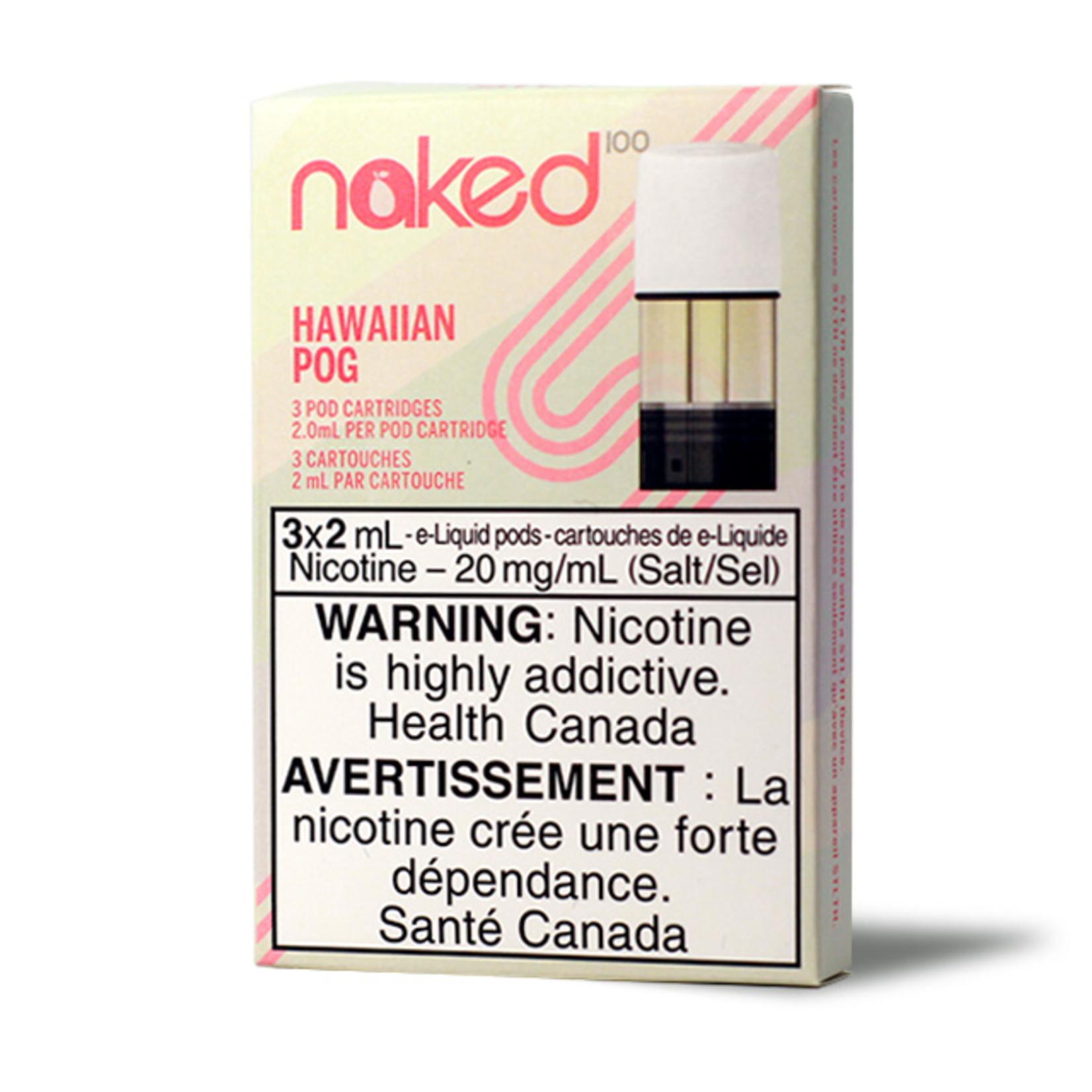 STLTH Pod Pack - Naked 100 -  Hawaiian Pog