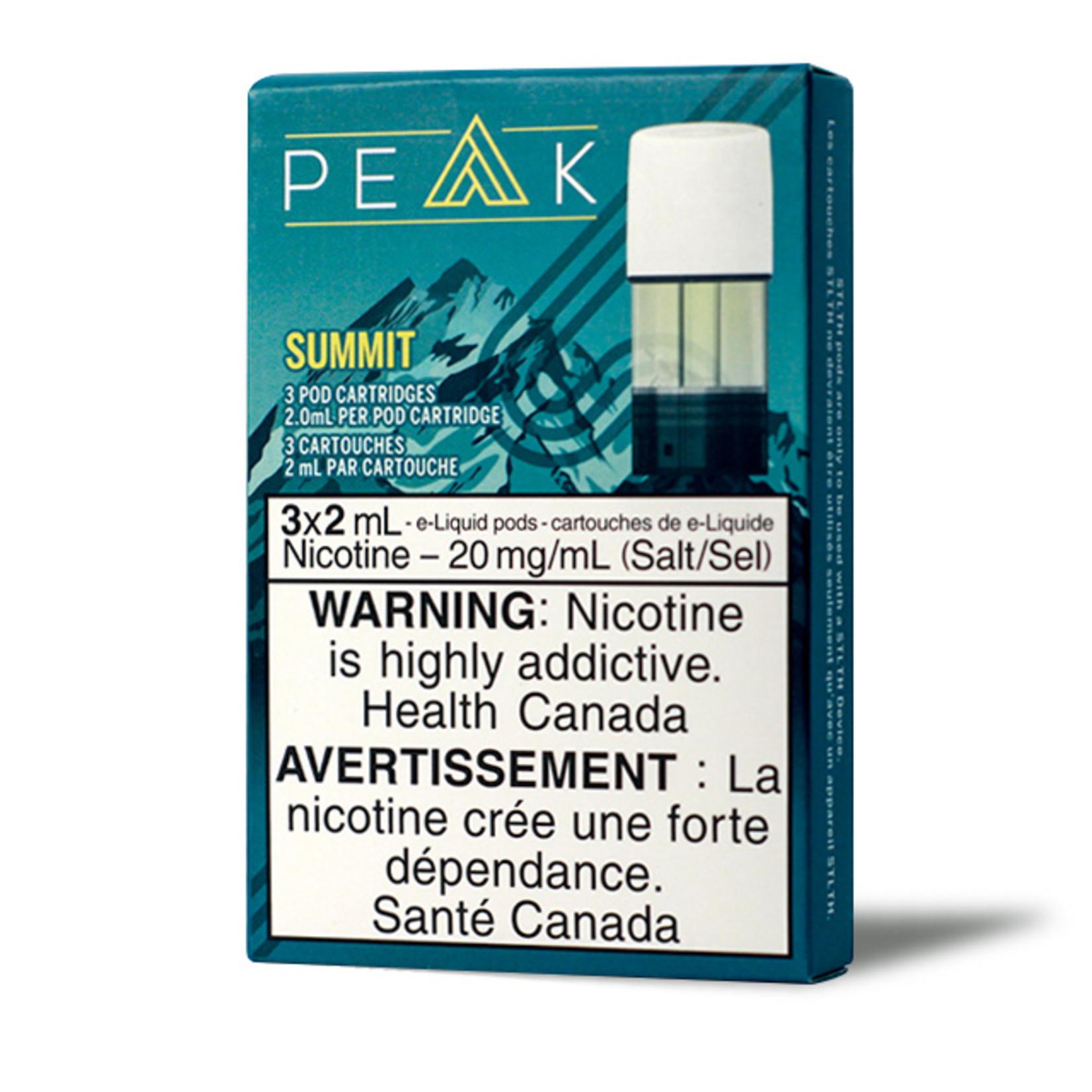 STLTH Pod Pack Peak Summit