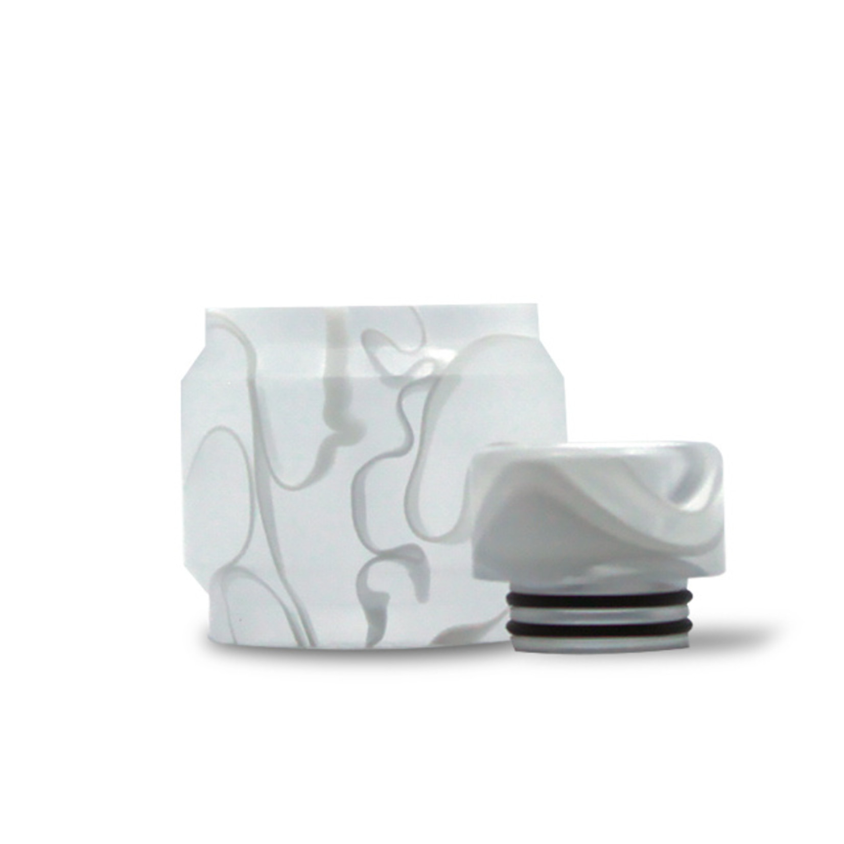 TFV12 Prince Resin Sleeve and Drip Tip Set