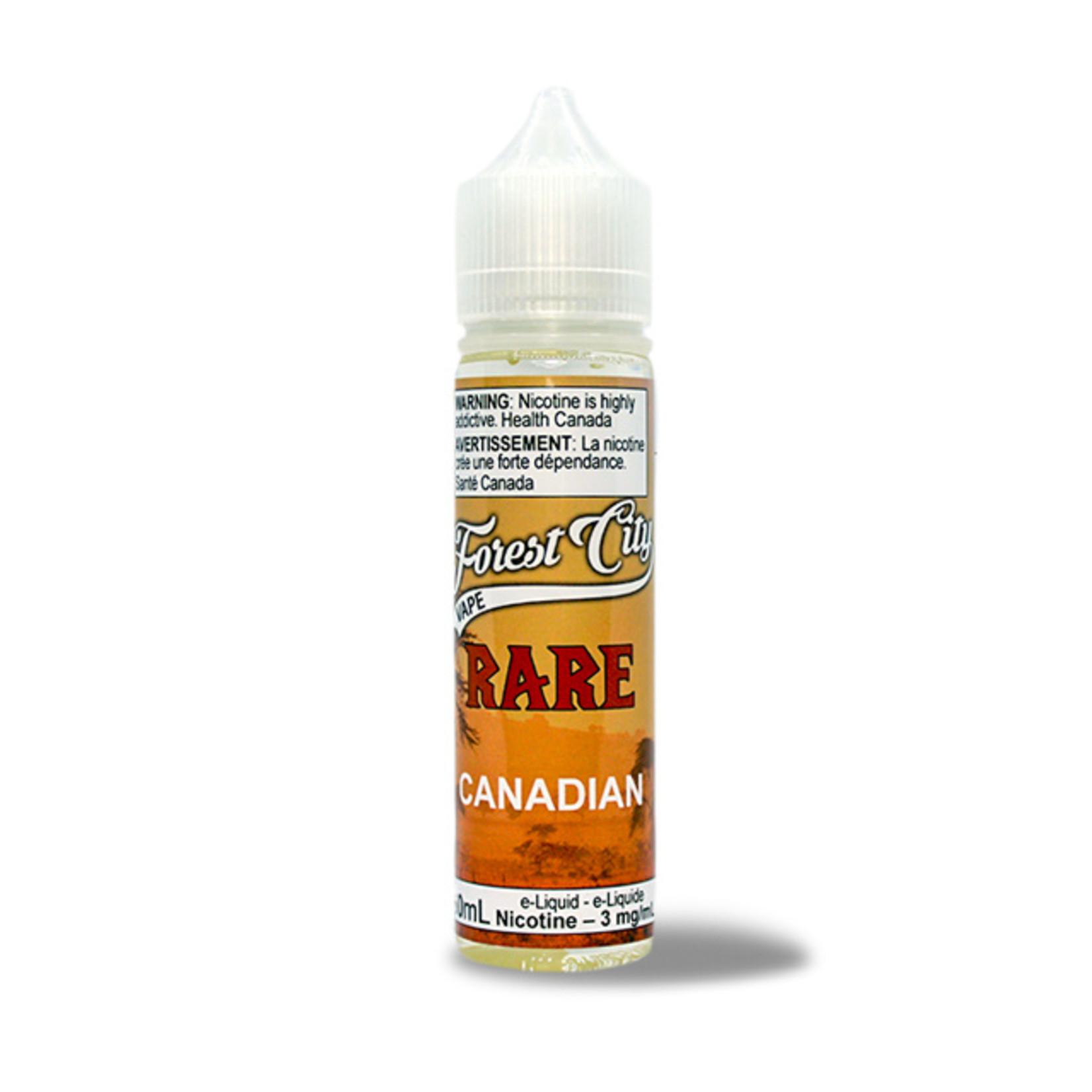 Rare Canadian