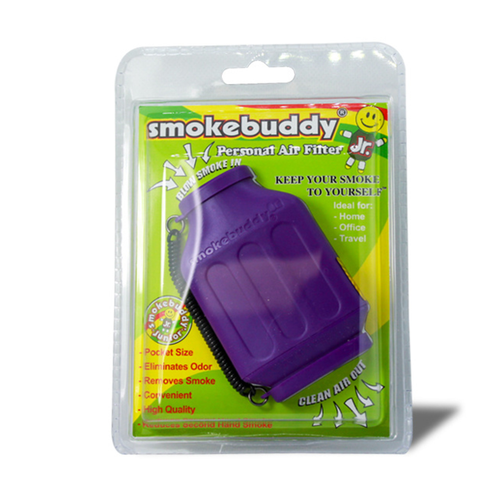 Smoke buddy Personal Air Filter JUNIOR Size