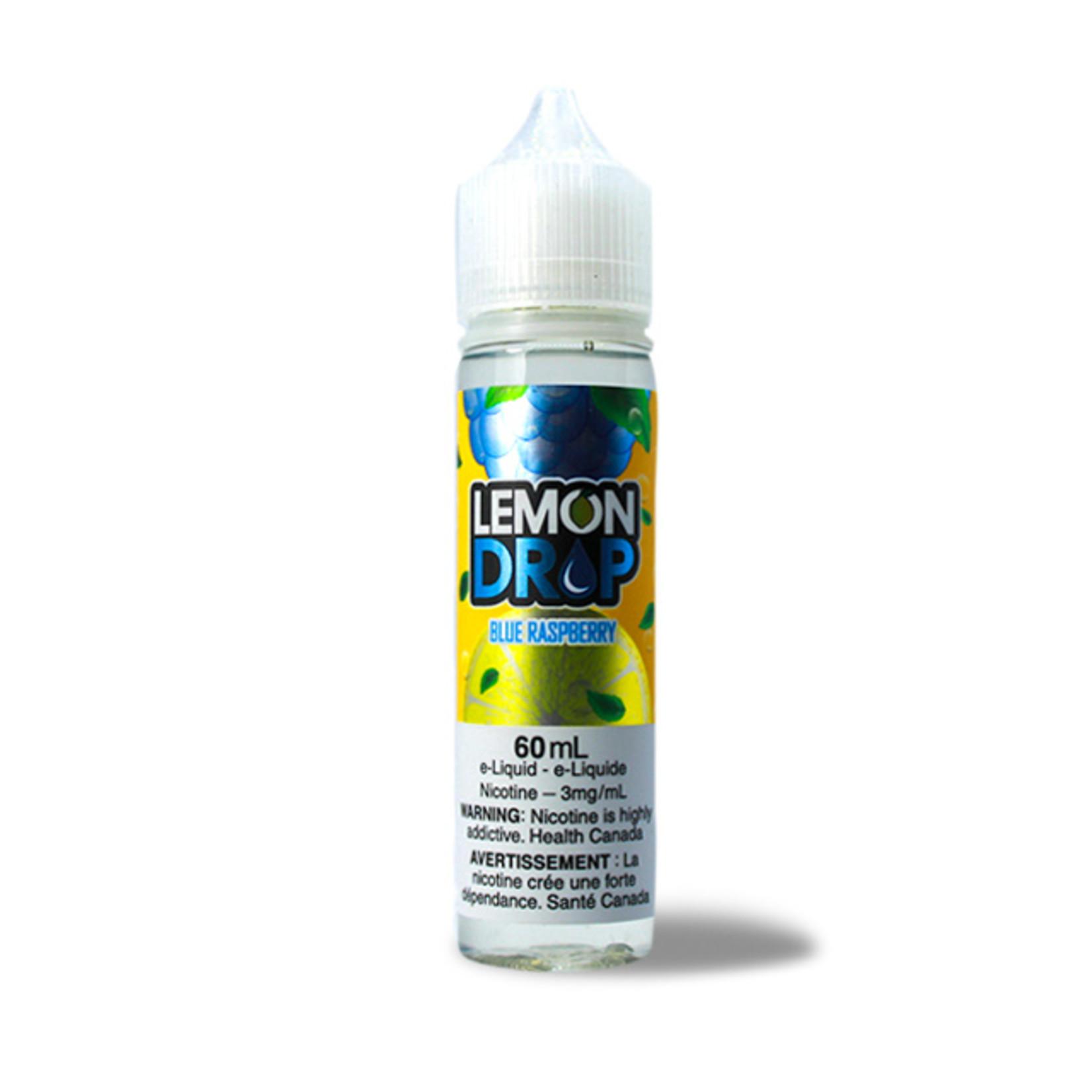 Lemon Drops Blue Raspberry