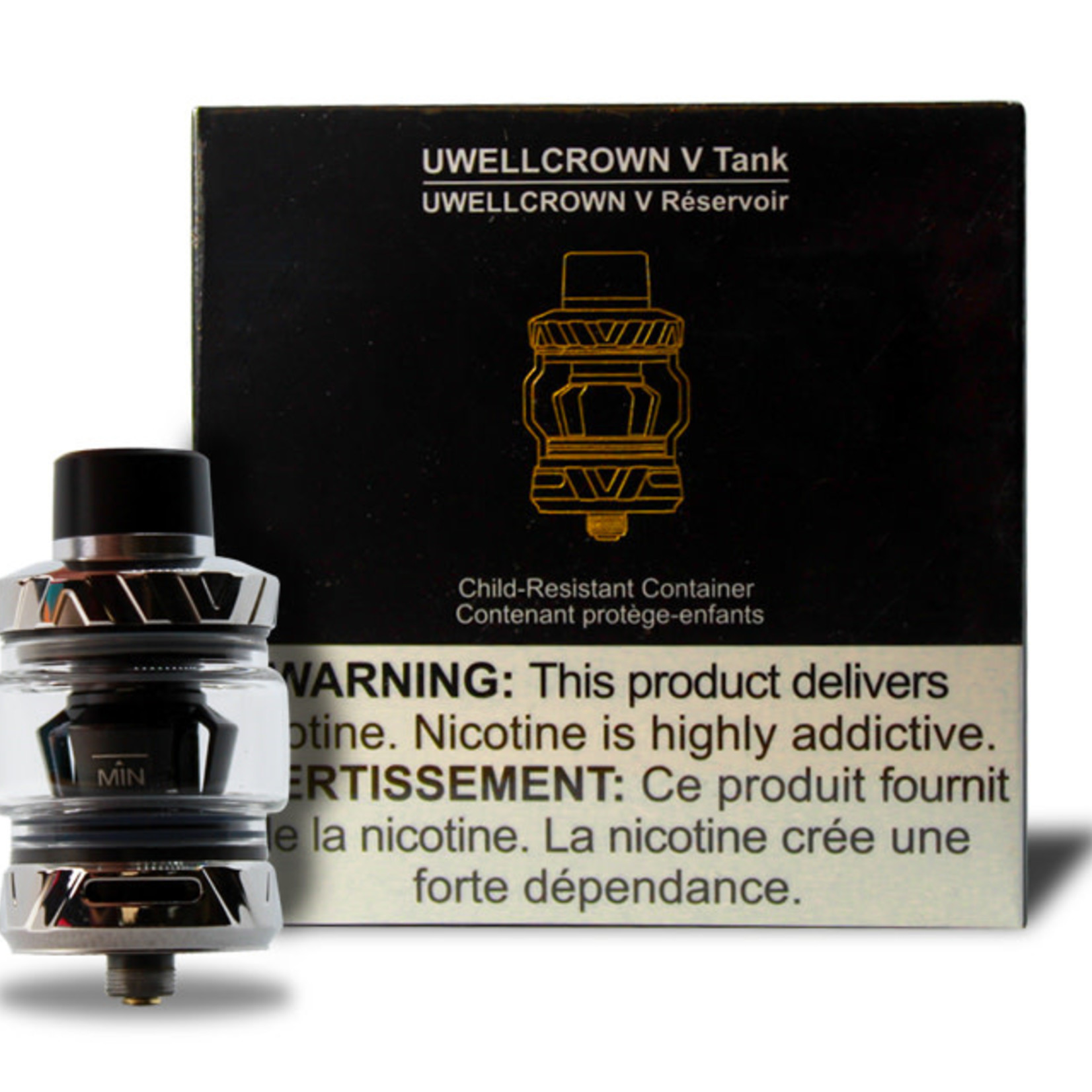 CRC  Uwell Crown 5 Tank