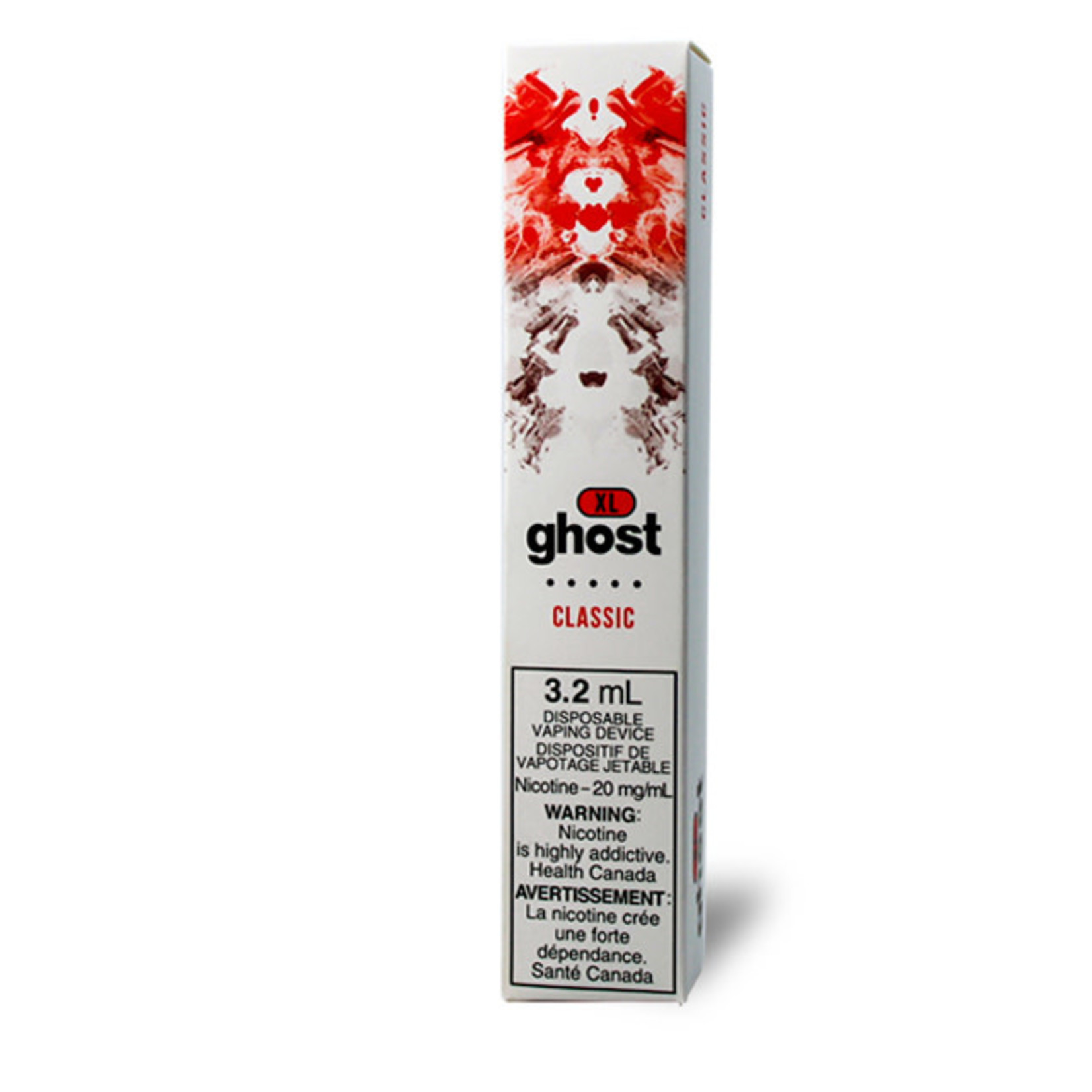 GHOST XL 800 PUFF Disposable Classic