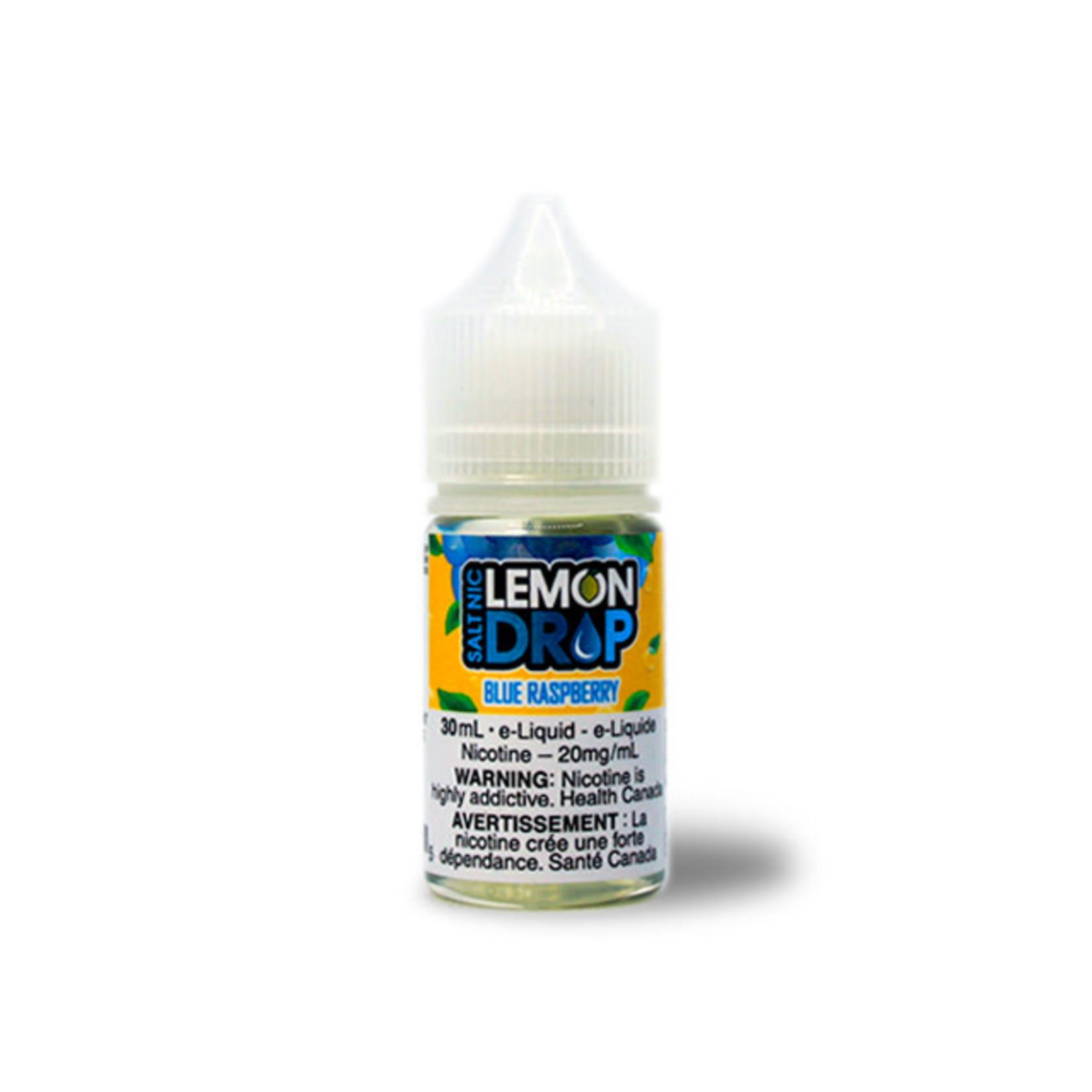 Lemon Drops Salt Blue Raspberry