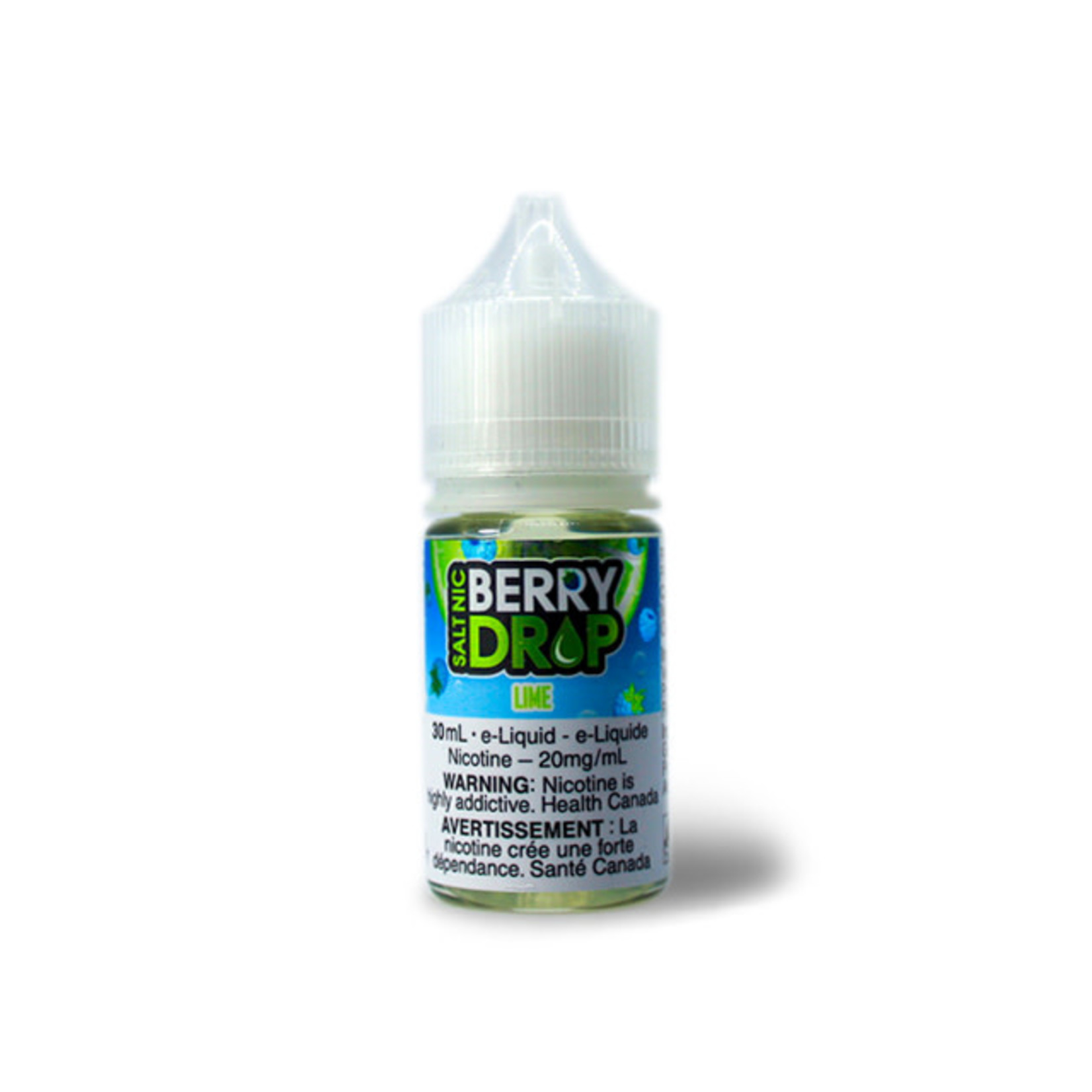 Berry Drops Salts Lime