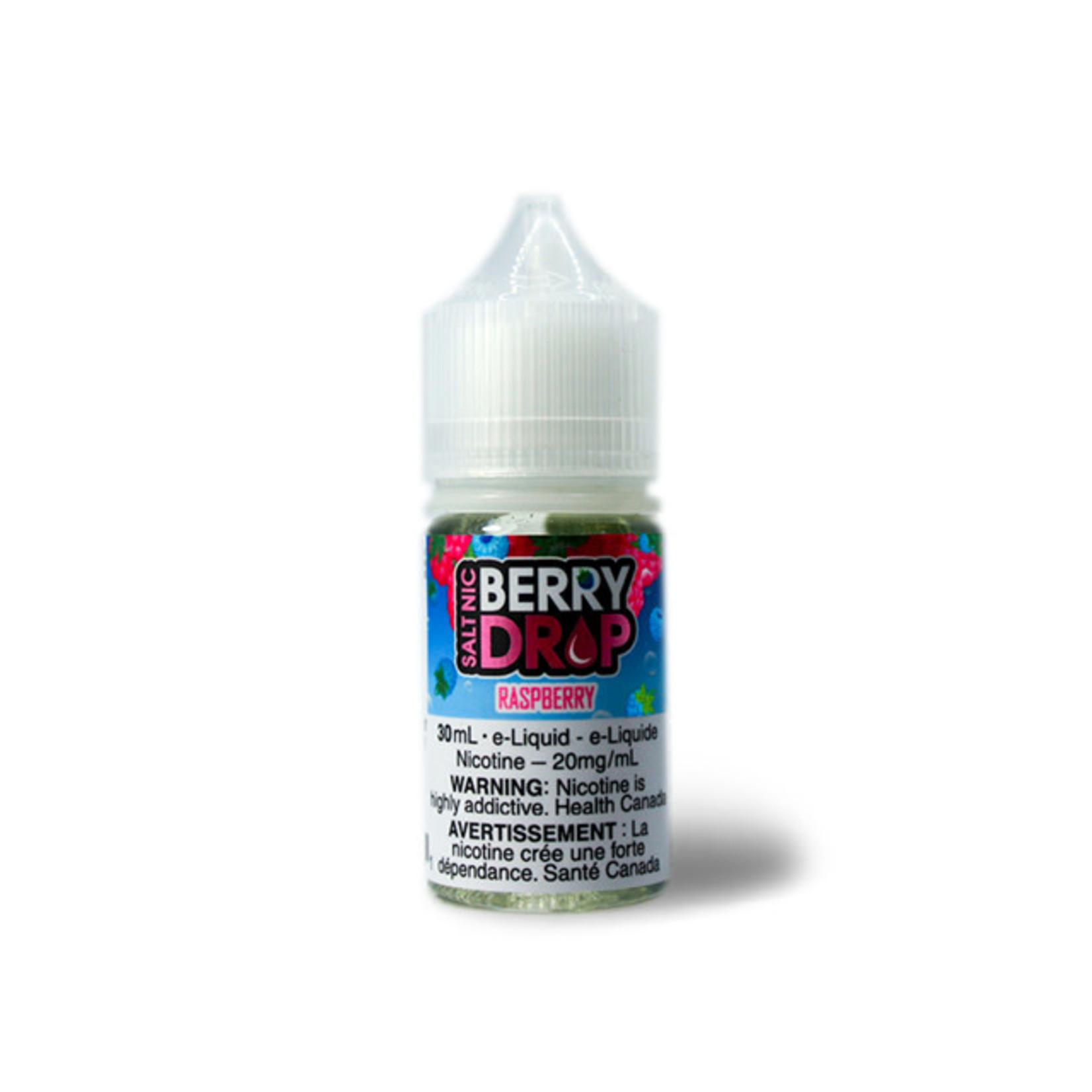 Berry Drops Salts Raspberry