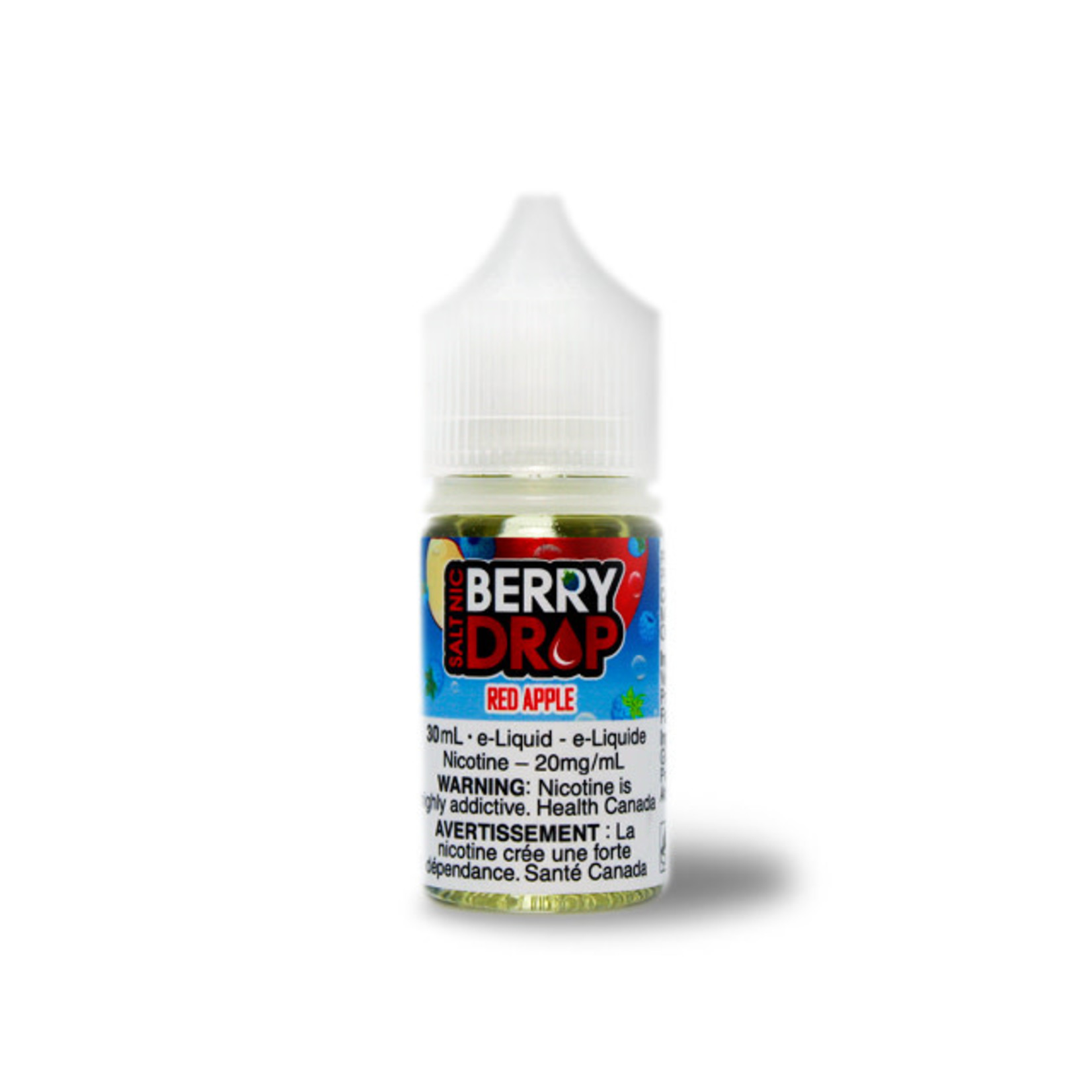 Berry Drops Salts Red Apple