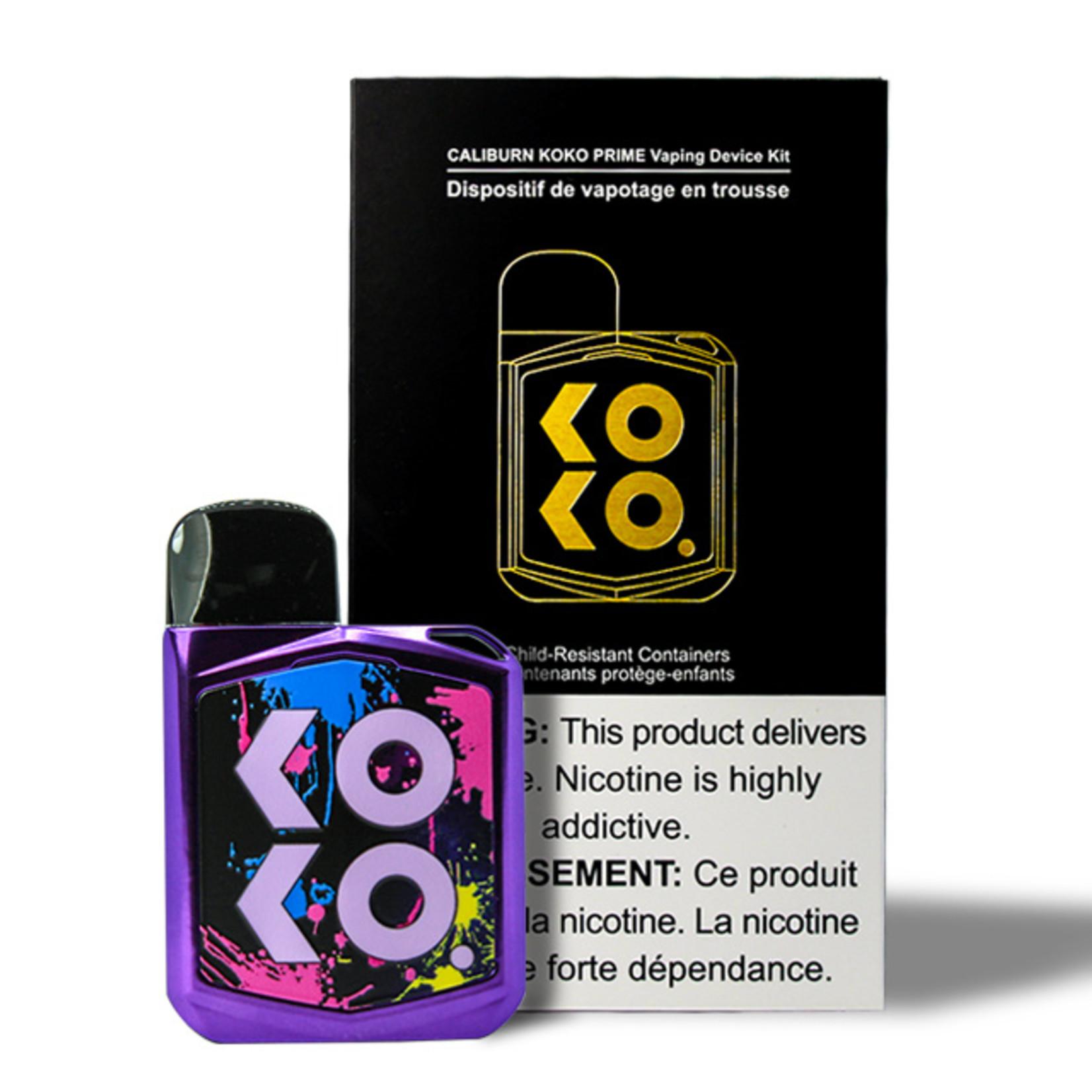 CRC Uwell Caliburn Koko Prime Pod Kit