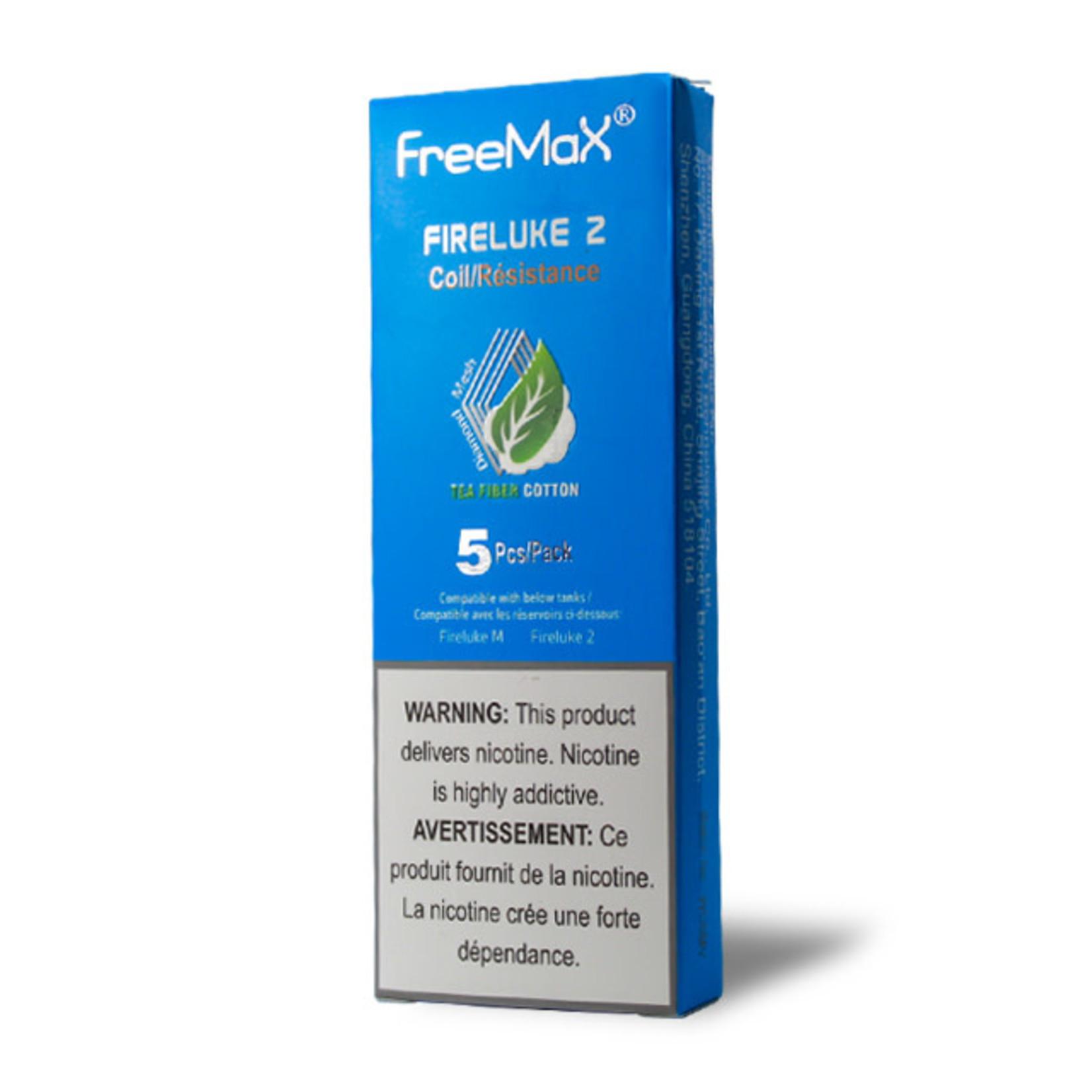 Freemax Fireluke Mesh Replacement Coil TX2 Double Mesh 0.2 ohm Pack (5 pcs)