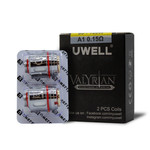 Uwell Valyrian Replacement Coil  0.15 ohm Pack ( 2pc )