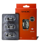 SMOK TFV8 Baby  V2 Replacement Coil V2 A1 0.17 ohm Single ( 3 Pack )