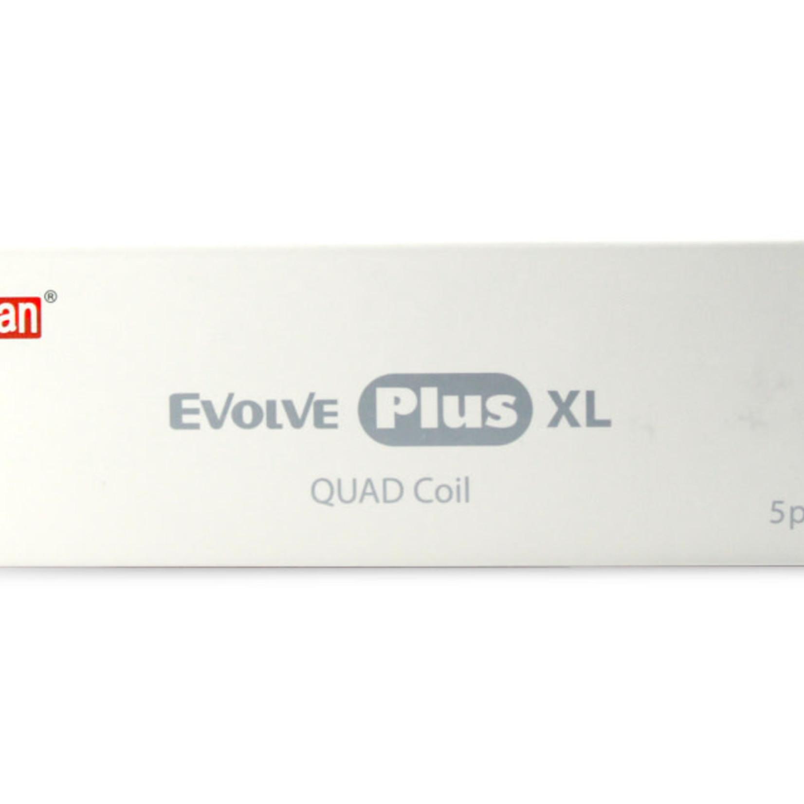§ Yo Can Evolve Plus XL Four Quartz or Quad Replacement Coils Pack ( 5 pcs )