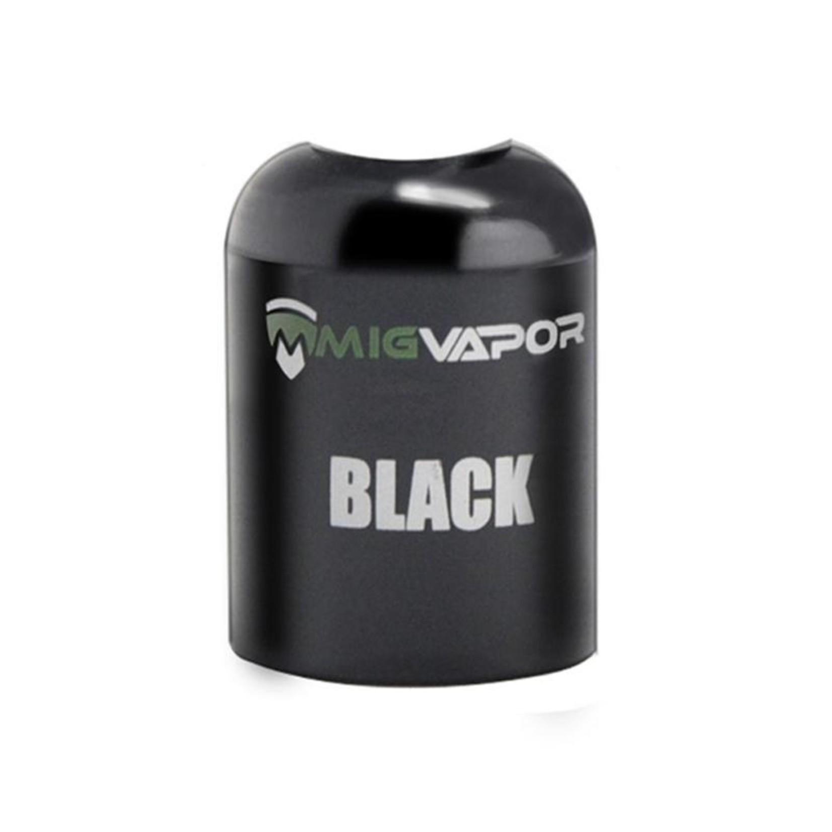 MIG Vapor BLACK Sub Herb Tank Replacement GLASS