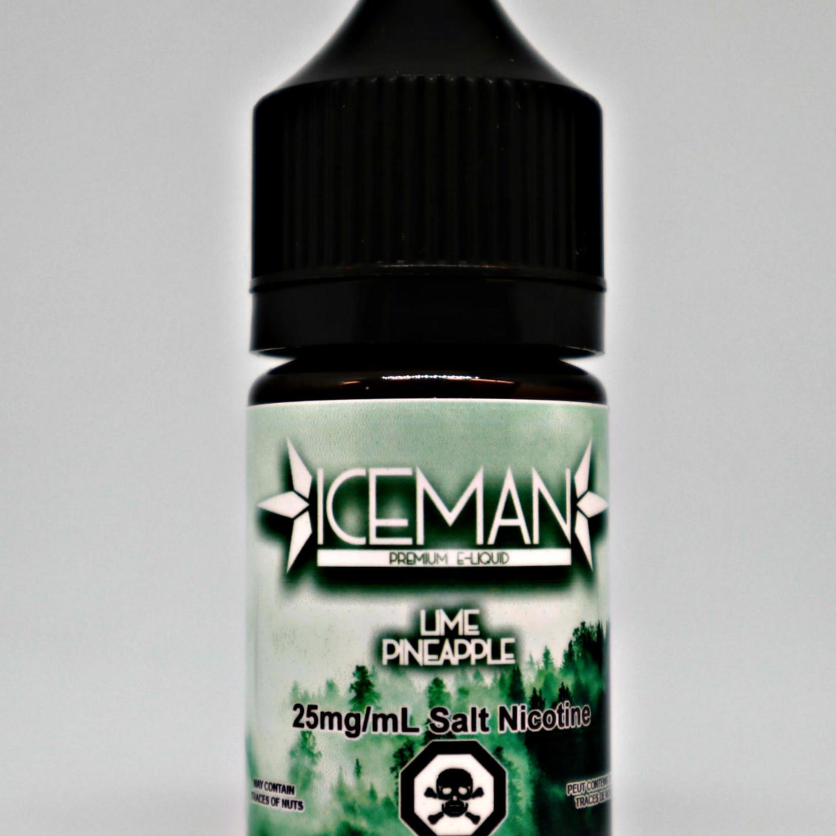 Iceman Lime Pineapple Salt