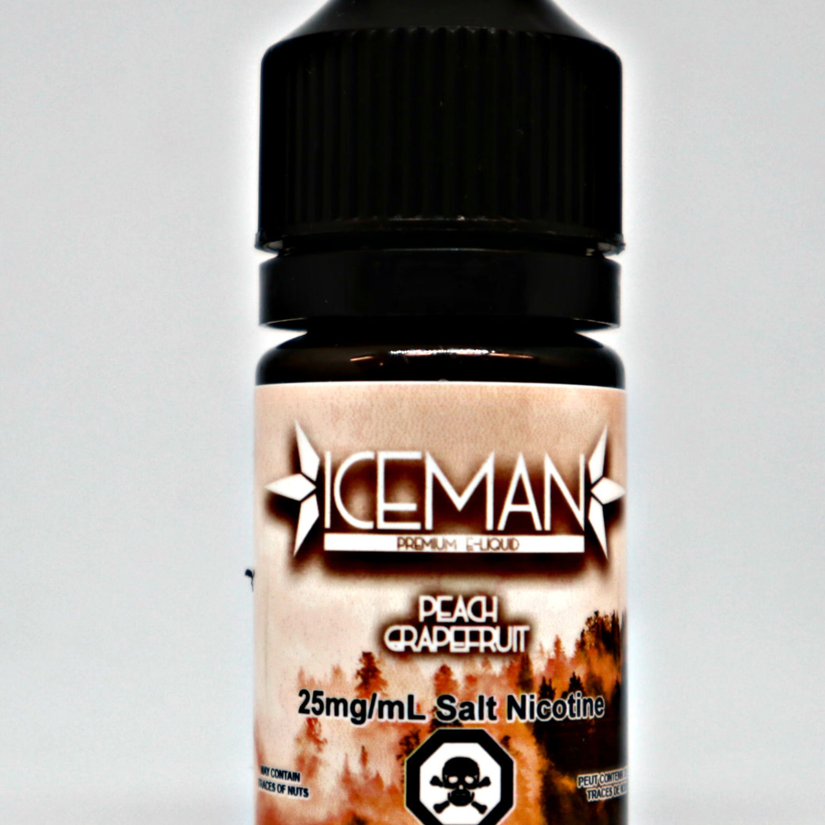 Iceman Grapefruit Peach Salt
