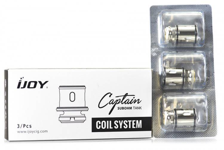 ijoy Captain Mini Replacement Coil