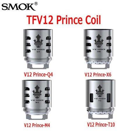 Smok TFV12 Prince Replacement Coils