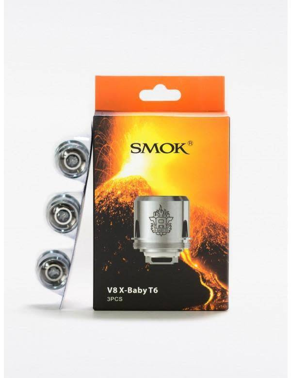 Smok TFV8 X-Baby or X Mini Replacement Coil