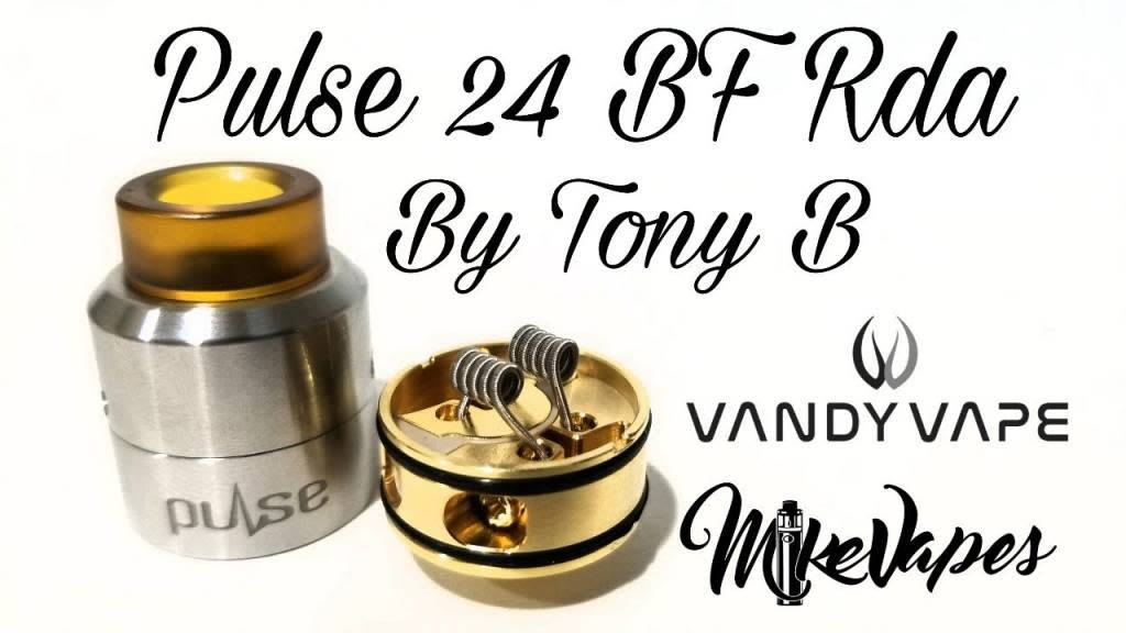 § Vandy Vape Pulse 24 RDA *