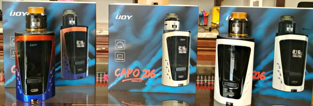 § iJoy Capo 216 SRDA w Batteries