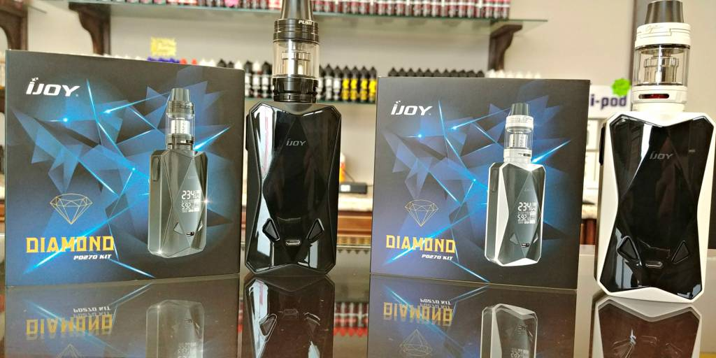 § iJoy Diamond Kit w Batteries